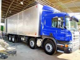 Caminhão Scania Bitruck Ano 2018