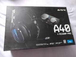 Headset Astro A40 (PC e PS4)
