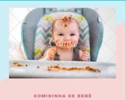 Título do anúncio: Comidinha de Bebê