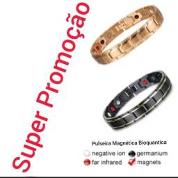 Super Promoção: Pulseira folheada a ouro 18 K, com funções especiais.