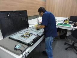 Conserto de Tv e Computador. Assist. Tec. Especializada