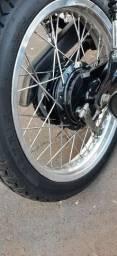 Troco por roda 3 palito titan 150 2005