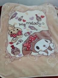 Cobertor de bebê (menina)