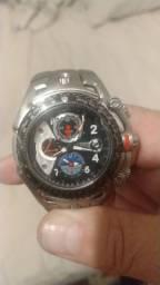 Relógio Orient fly TEC estado de novo barbada