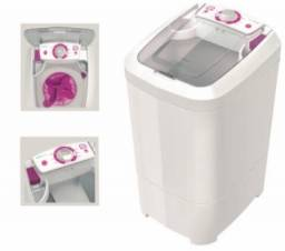 Lavadora New Maq 12kg c/ 9 programas de lavagem