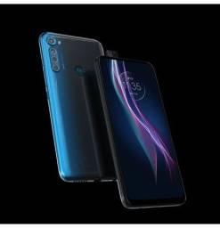 Título do anúncio: Motorola one fusion Plus 128 GB