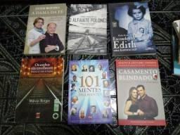 Livros - Vários títulos.