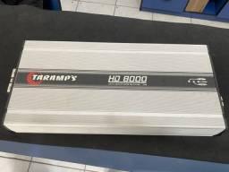 Título do anúncio: TARAMPS HD 8000 1Ohms