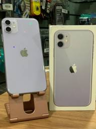 IPhone 11 64GB Lilás Novo - Oportunidade