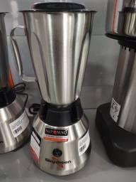 Título do anúncio: LI - 1,5N Liquidificador inox 127V