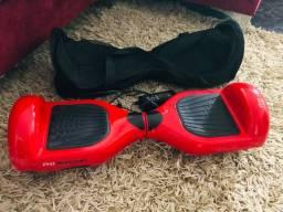 Skate elétrico hoverboard completo