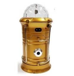 Título do anúncio: Entrega Grátis - Lâmpada Mágica Luminária SH-5801