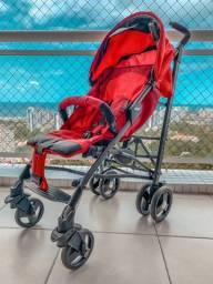 Título do anúncio: Carrinho de Bebê Passeio Chicco Lite Way Reclinável 5 Posições