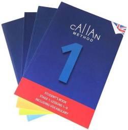 Livros Callan Method #callan# Todos Estagios com Provas e Audios Pdf