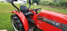 Trator Agrale 4100 ano 2011 raridade