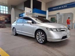 New Civic LXS 1.8 2008