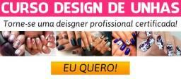 Curso de Designer de Unhas, monte seu próprio negócio