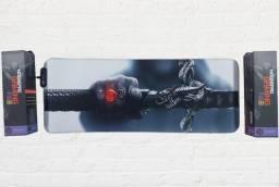 Mouse pad KNUP com LED RGB 800x300x4mm (House eletronics)