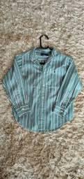 Camisa de botão kids - Ralph Lauren