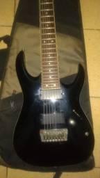 Guitarra Ibanez RGA7 (7 cordas)