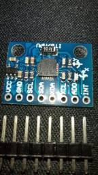 Acelerômetro e giroscópio MPU 6050
