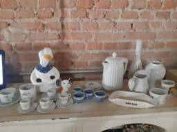 Porcelanas (Pozzani e chines)