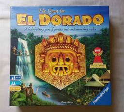 Promoção Boardgame - The Quest For El Dorado