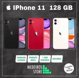 iPhone 11 128GB - LACRADO / GARANTIA