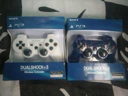 Controles de PS3