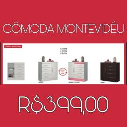 Cômoda Montevidêu