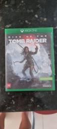 Jogo Rise of The Tomb Rider novo para Xbox One S