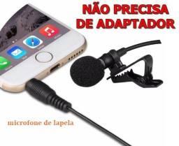 Microfone para celular