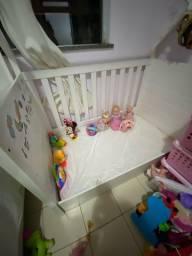 Mini cama / berço montessoriano