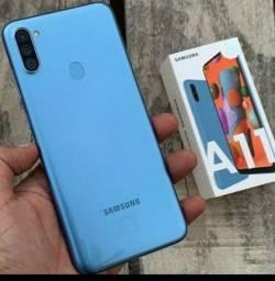 Samsung Galaxy A11 64GB lacrado na caixa