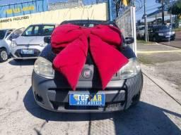 Uno Vivace 1.0 Preto 2p 2012 (S/ Entrada R$: 799,90) Top Car Aprova Fácil