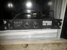 Máquina de som wattsom 800w