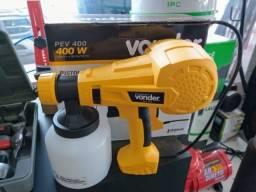 Título do anúncio: Pistola Elétrica para Pintura 400W-Vonder