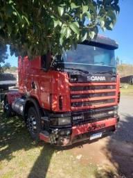 Scania 420 2001 com retarder