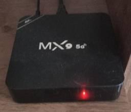 Mx9 aparelho de videos