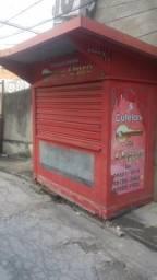 Banca de Jornal/Chaveiro