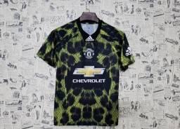 15f3bf86ae948 Camisa do Manchester United Original 2019