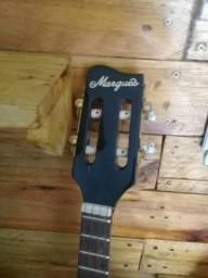 Cavaquinho e banjo com capa e afinador ótimo