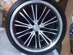 Vendo ou troco por rodas 17 multi furos