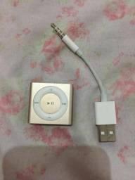 IPod Shuffle 2GB Dourado