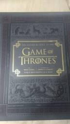 Livro Game of Thrones HBO