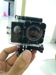 Câmera Action 1080p - Sem Wifi