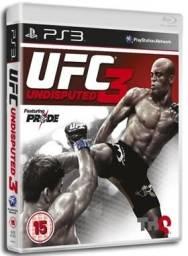 Game Ufc 3 Undisputed Edição Especial Playstation 3 + Knockout 7 Blu-Ray Original Barbada!