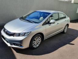Honda Civic LXR 2.0 - 2014 Automático Completo - 2014