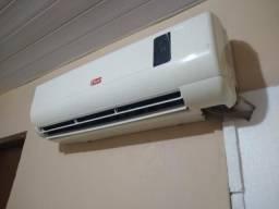 Vendo o ar-condicionado split