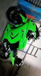 Vendo Kawasaki ninja 250r - 2011